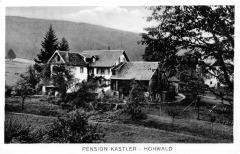 Pension Kastler - Hohwald