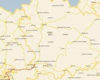 Lasberg Karte