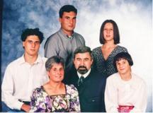 Familie Alois Kastler - 2003