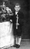 Karl KASTLER Kommunion 1948