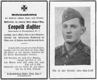 Kastler, Leopold - 1944 (Lasberg Kastlers, Austria)