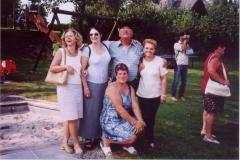 Familientreffen Gmunden 2003