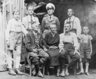 Fam Josef Kastler 1938