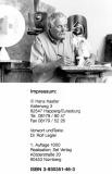 Der Bildhauer Hans Kastler - Impressum