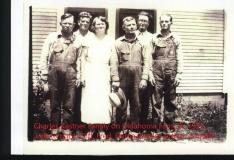 Charles-Kastner Family in Oklahoma