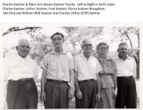 Chas Kastner Family