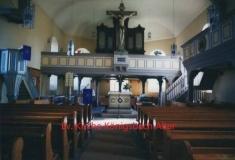 Ev. Kirche Konigsbach Altar