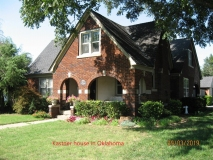 Kastner House in Oklahoma
