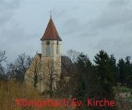 Konigsbach Ev. Kirche