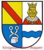 Konigsbach Stein Wappen