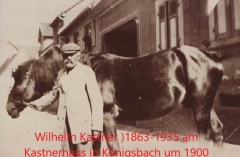 Wilhelm Kastner 1863-1935