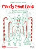 Candy Cane Lane - Agnes D. Kastler
