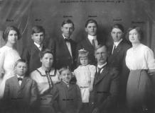Charles Grossman Family - 1912