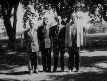 Four sons of Rose Nachtwey Kastler Patterson