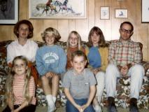 Paul & Marianne Kastler Family 1969