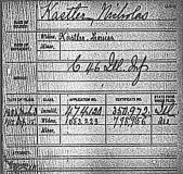 Nicholas Kastler (Louisa) Civil War Pension