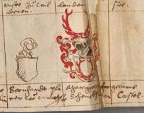 Margaretha geboren Schenckhin von Castel
