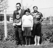 Familie Georg Kastler