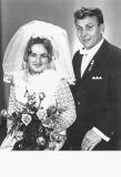 Schorre und Anne Mayer macht Hochzeit