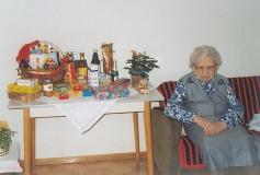Maria Kastler geb. Seitzinger
