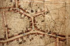 Heuchlingen Plan 1830 Kirchberg