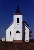 French Church - Woolstock, Iowa
