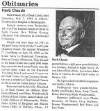 Herb Claude