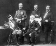 Jérémie Kastler et ses fils
